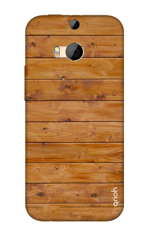 Natural Wood HTC M8 Cases & Covers Online
