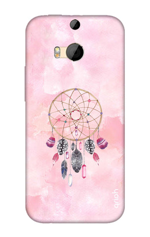 Pink Dreamcatcher HTC M8 Cases & Covers Online