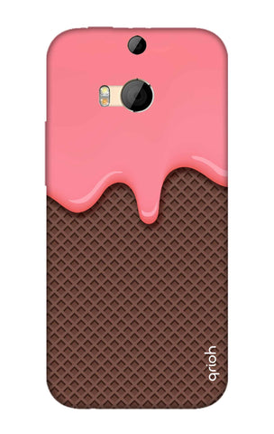Munch And Crunch HTC M8 Cases & Covers Online