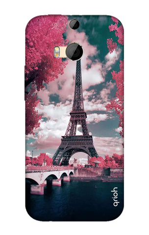 When In Paris HTC M8 Cases & Covers Online