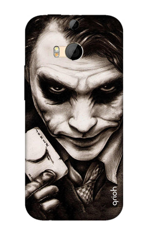 Why So Serious HTC M8 Cases & Covers Online
