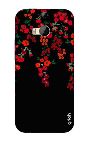 Floral Deco HTC M8 Cases & Covers Online