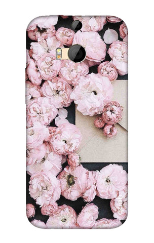 Roses All Over HTC M8 Cases & Covers Online