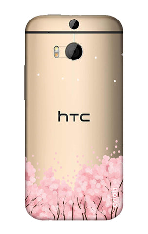 Cherry Blossom HTC M8 Cases & Covers Online