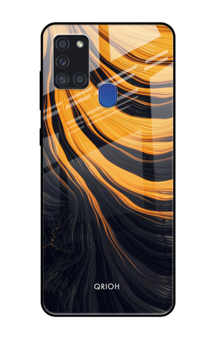 Sunshine Beam Samsung Galaxy A21s Glass Cases & Covers Online