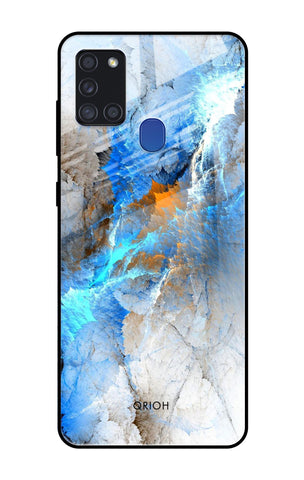 Great Cosmos Samsung Galaxy A21s Glass Cases & Covers Online