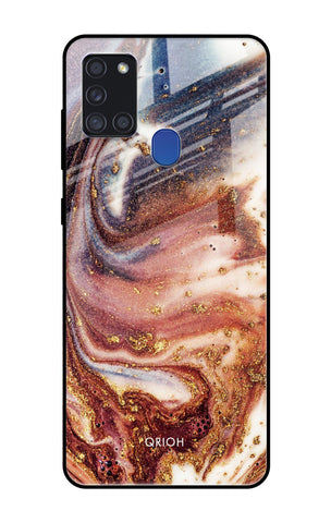 Exceptional Texture Samsung Galaxy A21s Glass Cases & Covers Online