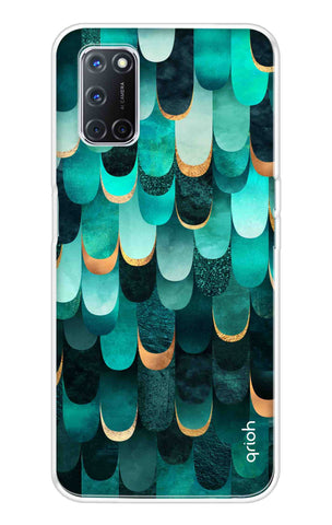 Aqua Marine Case Oppo A52 Cases & Covers Online