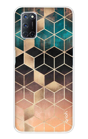 Bronze Texture Case Oppo A52 Cases & Covers Online