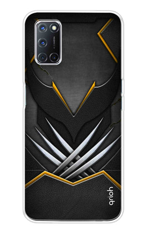 Black Warrior Case Oppo A52 Cases & Covers Online