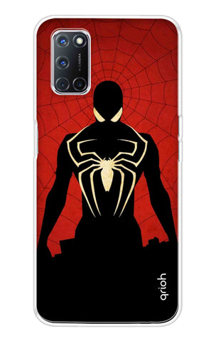 Mighty Superhero Case Oppo A52 Cases & Covers Online
