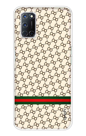 Luxurious Pattern Case Oppo A52 Cases & Covers Online