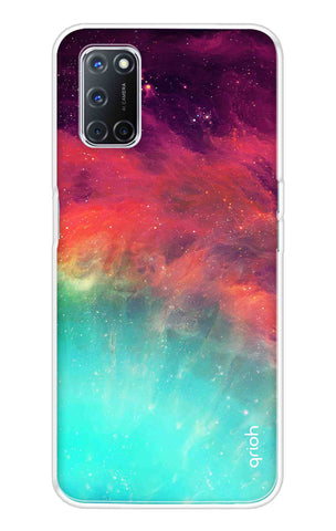 Colorful Aura Case Oppo A52 Cases & Covers Online