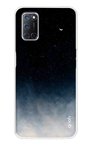 Black Aura Case Oppo A52 Cases & Covers Online