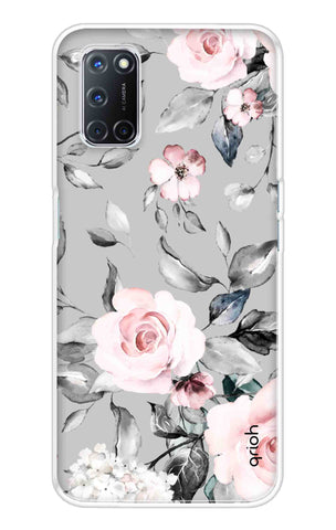 Gloomy Roses Case Oppo A52 Cases & Covers Online