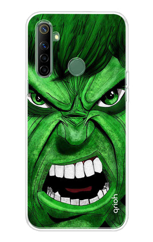 Angry Man Case Realme Narzo 10 Cases & Covers Online