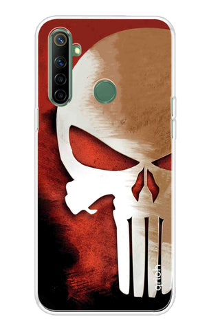 Red Skull Case Realme Narzo 10 Cases & Covers Online