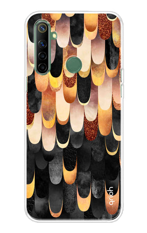 Bronze Abstract Case Realme Narzo 10 Cases & Covers Online