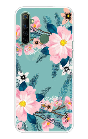Graceful Floral Case Realme Narzo 10 Cases & Covers Online