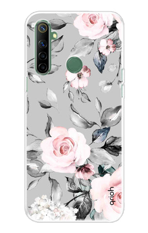 Gloomy Roses Case Realme Narzo 10 Cases & Covers Online