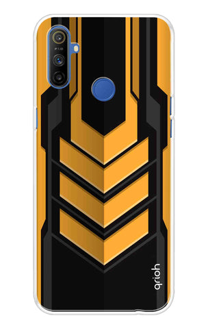 Futuristic Arrow Case Realme Narzo 10A Cases & Covers Online