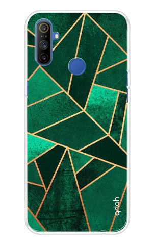 Emerald Tiles Case Realme Narzo 10A Cases & Covers Online