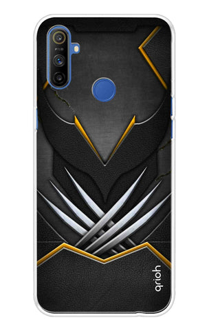 Black Warrior Case Realme Narzo 10A Cases & Covers Online