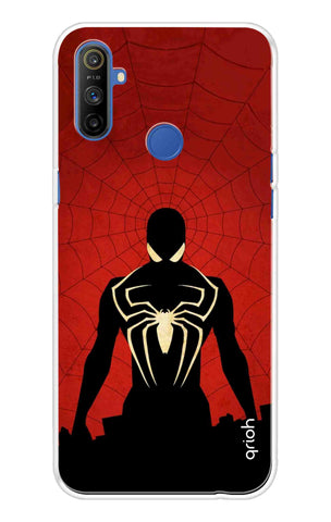 Mighty Superhero Case Realme Narzo 10A Cases & Covers Online