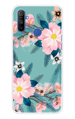 Graceful Floral Case Realme Narzo 10A Cases & Covers Online