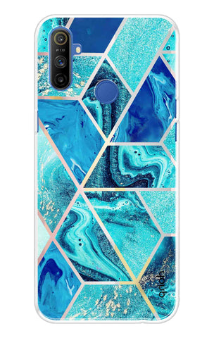 Aquatic Tiles Case Realme Narzo 10A Cases & Covers Online