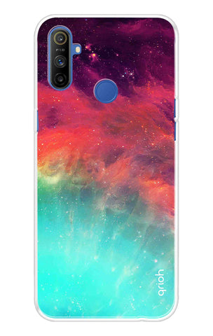 Colorful Aura Case Realme Narzo 10A Cases & Covers Online