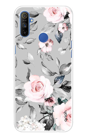 Gloomy Roses Case Realme Narzo 10A Cases & Covers Online