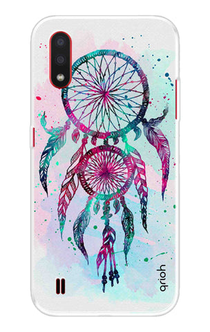 Dreamcatcher Feather Samsung Galaxy M01 Cases & Covers Online