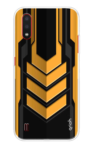 Futuristic Arrow Case Samsung Galaxy M01 Cases & Covers Online