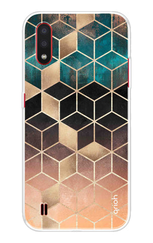 Bronze Texture Case Samsung Galaxy M01 Cases & Covers Online