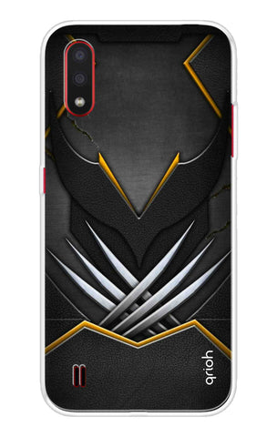 Black Warrior Case Samsung Galaxy M01 Cases & Covers Online