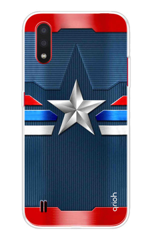 Brave Hero Case Samsung Galaxy M01 Cases & Covers Online