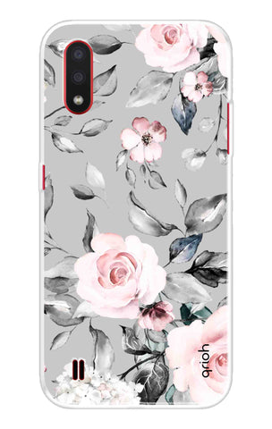 Gloomy Roses Case Samsung Galaxy M01 Cases & Covers Online