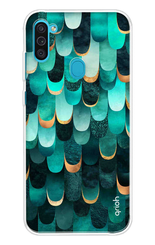 Aqua Marine Case Samsung Galaxy M11 Cases & Covers Online