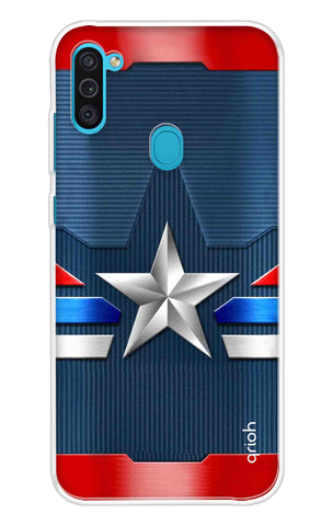 Brave Hero Case Samsung Galaxy M11 Cases & Covers Online
