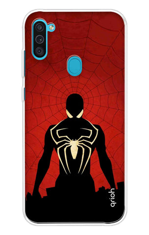Mighty Superhero Case Samsung Galaxy M11 Cases & Covers Online