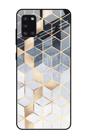 Copper Cubicle Samsung Galaxy A31 Glass Cases & Covers Online