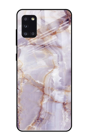 Ocean Marble Samsung Galaxy A31 Glass Cases & Covers Online