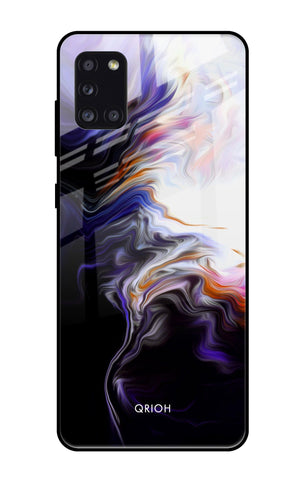 Enigma Smoke Samsung Galaxy A31 Glass Cases & Covers Online