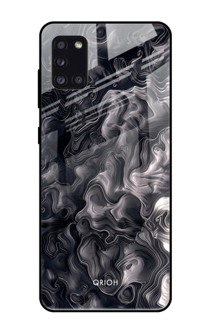 Cryptic Smoke Samsung Galaxy A31 Glass Cases & Covers Online