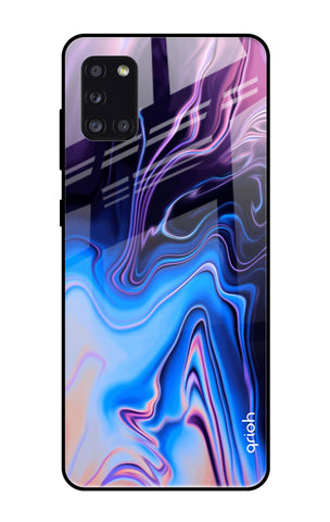 Psychic Texture Samsung Galaxy A31 Glass Cases & Covers Online