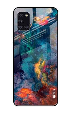 Cloudburst Samsung Galaxy A31 Glass Cases & Covers Online