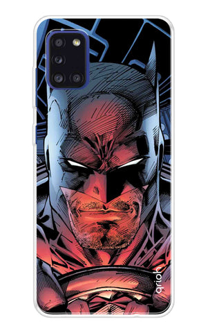 Angry Knight Case Samsung Galaxy A31 Cases & Covers Online