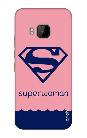 Be a Superwoman HTC M9 Cases & Covers Online