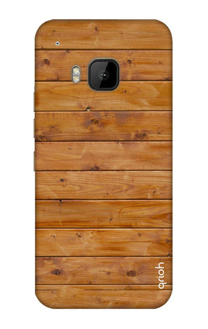 Natural Wood HTC M9 Cases & Covers Online